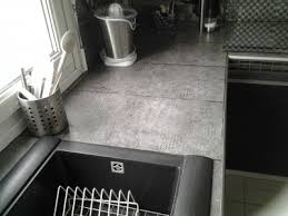 plan de travail en carrelage pour cuisine quel carrelage pour plan de travail cuisine