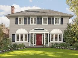 home exterior color idea comfortable home design