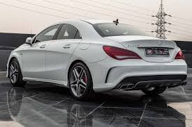mercedes 45 amg white 2016 used mercedes 45 amg for sale in delhi india bbt