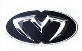 hyundai sonata logo rear trunk tuning m logo emblem large 13cm for 11 12 hyundai