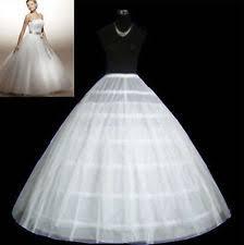 underskirts for wedding dresses white 3 hoop 2 layer petticoat crinoline underskirt bridal wedding