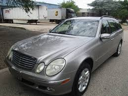 2004 mercedes station wagon 2004 mercedes e station wagon in jersey for sale used