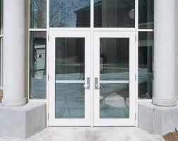 store front glass doors product catalog kawneer u0027s standard commercial storefront door