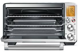 Breville 4 Slice Smart Toaster Breville The Smart Oven Air Toaster Oven Bov900bss