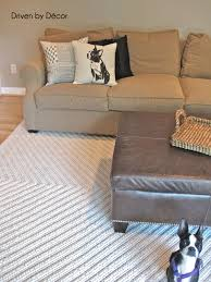 Chevron Jute Rug Neutral But Not Boring West Elm Area Rugs Driven By Decor