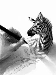 3d pencil drawing nature drawing of sketch