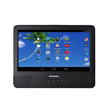 9 inch android tablet sylvania sltdvd9200 9 inch android tablet with integrated portable