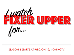 fixer upper logo fixer upper season 3 tell us why you u0027re watching hgtv u0027s
