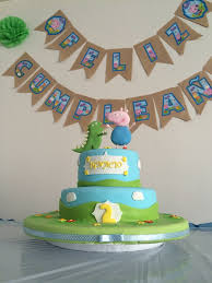 George Pig Cake Decorations 66 Best George Pig Party Images On Pinterest George Pig Party