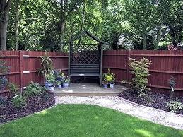 Backyard Corner Ideas Backyard Corner Landscape Ideas Corner Flower Bed Best Corner