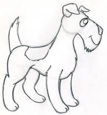 dogs archives drawing art u0026 skethes