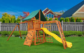 wooden swing sets for sale eastern jungle gym