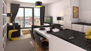 living room and kitchen combined design small centerfieldbar com