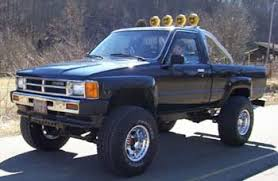 1988 toyota truck rocky mountain suspension products