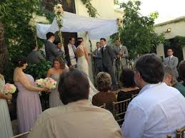wedding chuppah groom s makes wedding chuppah from heirloom tablecloth sew
