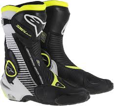 s yellow boots mens alpinestars s mx plus black yellow white motorcycle