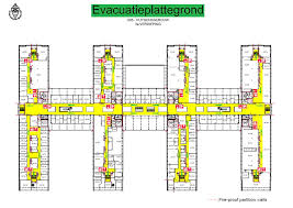 Fire Evacuation Floor Plan Safety And Regulations