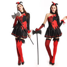 Ladies Clown Halloween Costumes Clown Halloween Costumes Women Promotion Shop Promotional