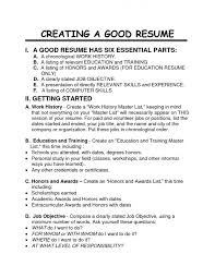 Online Resume Sample by Curriculum Vitae How To Make A Job Resume Ba Resume Sample
