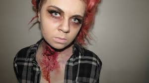 Dead Halloween Makeup by Pinup Zombie Halloween Makeup Youtube