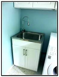 utility sink drain pump utility laundry sink kitchen room ideas tub small x single free