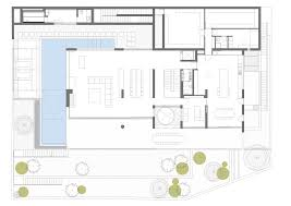villa floor plan gallery of villa 191 isv architects 16
