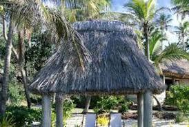 Tiki Hut Material How To Design A Backyard Tiki Hut Home Guides Sf Gate