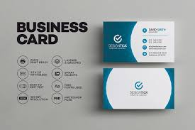 Size For Business Cards Modern Business Card Template Business Card Templates Creative