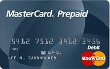 prepaid money cards prepaid card mastercard