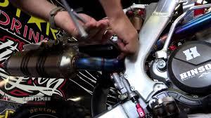 motocross bike shop craftsman experience hart u0026 huntington mechanic tony berluti