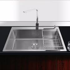 Cheap Stainless Steel Sinks Kitchen by Polishing Stainless Steel Sink Promotion Shop For Promotional