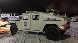 long island u0027s suffolk county police pull out the humvees for