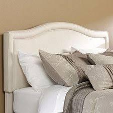 bedroom amazing white metal headboards queen queen upholstered