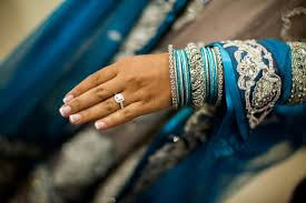 indian wedding rings traditional indian wedding at fairmont the palm dubai