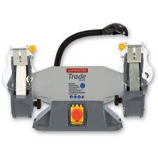 axminster trade series at8srg2 slow running grinder bench