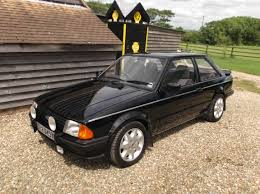 Ford Escort 1983 Black Ford Escort 5 5 Photos 1 Car Pinterest Ford Cars And