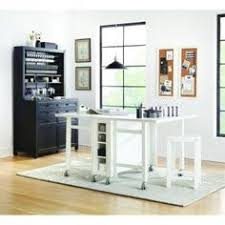 martha stewart living collapsible craft table martha stewart living craft space 4 drawer under table cart