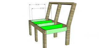 How To Build Patio Furniture Free Diy Furniture Plans To Build Customizable Outdoor Furniture