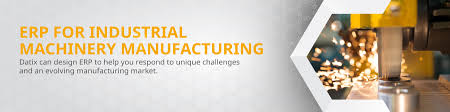 implementing the right industrial machinery manufacturing erp