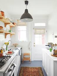Galley Kitchens Galley Kitchens Efficient Galley Kitchens This Old House Small