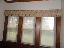 home accessories beautiful custom window treatments with cornice