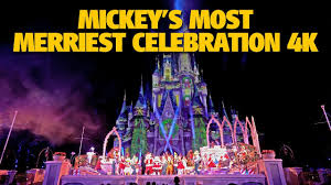 mickey s most merriest celebration mickey s merry