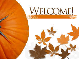 fall welcome clipart 18