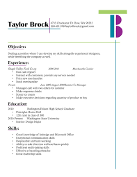 Interior Design Resume Samples by Interior Design Resume Samples Free Resume Example And Writing