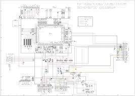 circuit diagram of home theater samsung ht tkx35r u2013 home theater system u2013 amp and power schematic