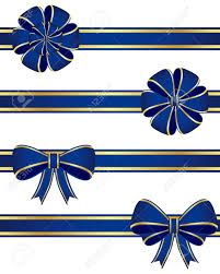 blue bows collection of blue bows royalty free cliparts vectors and stock