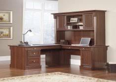 Sauder L Shaped Desk With Hutch Superior Sauder L Shaped Desk With Hutch Sauder Select Shaker