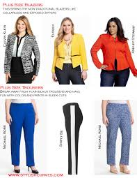 stylish curves plus size shopping guide for spring office style