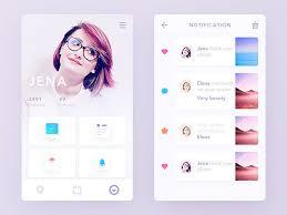 298 best app design images on pinterest interface design mobile