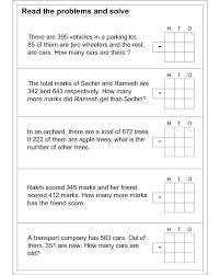 math subtraction worksheets for kids